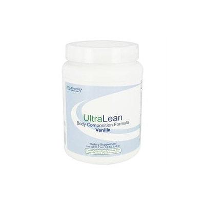 BioGenesis Nutraceuticals - UltraLean Body Composition Formula Vanilla - 1.4 lbs.