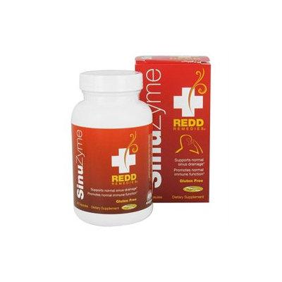 Redd Remedies SinuZyme, Capsules, 40 ea