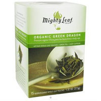 Mighty Leaf Organic Green Dragon Tea - 15 Tea Bags