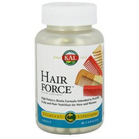 KAL Hair Force - 60 Capsules - Other Supplements