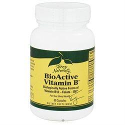 EuroPharma - Terry Naturally BioActive Vitamin B - 60 Capsules