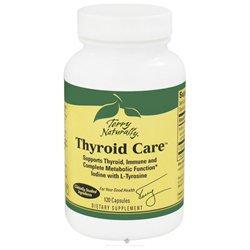 EuroPharma - Terry Naturally Thyroid Care - 120 Capsules