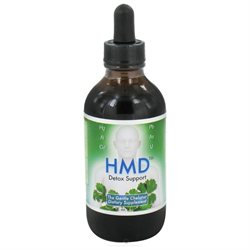 Natural Path Silver Wings - HMD Heavy Metal Detox Support - 4 oz.