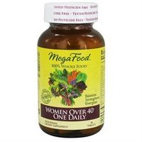 MegaFood Women Over 40 One Daily - 90 Tablets