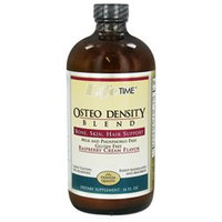 LifeTime Vitamins - Osteo Density Blend Raspberry Cream - 16 oz.