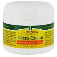 Organix South - TheraNeem Organix Neem Cream Orange & Ylang Ylang - 2 oz.