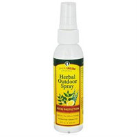 Organix South Herbal Outdoor Spray Neem Protection - 4 fl oz