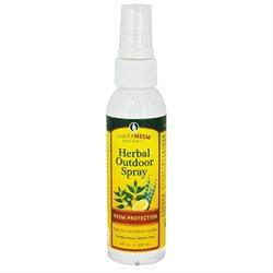 Organix South Herbal Outdoor Spray Neem Protection - 4 fl oz