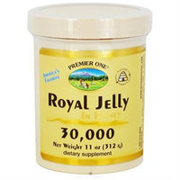 Premier One - Royal Jelly In Honey 30000 - 11 oz.
