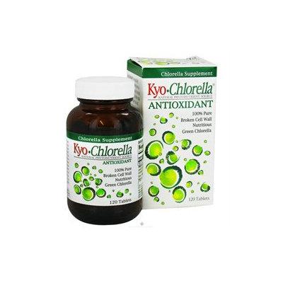 Wakunaga of America Company Kyo-Chlorella - 120 Tablets - Other Green / Super Foods