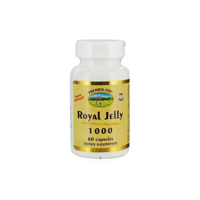 Premier One Royal Jelly 1000 - 60 Capsules