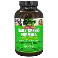 Aloe Life Healthy and Slim Daily Greens Formula - 10 oz