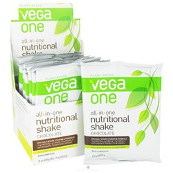 Vega One All-In-One Nutritional Shake Packets