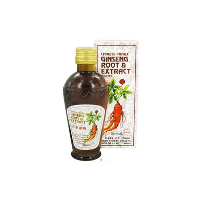 Chinese Imports Panax Ginseng Extract Root In 8.8 Fl Oz