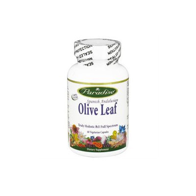 Paradise Herbs & Essentials Olive Leaf 250 MG - 60 Veggie Caps - Other Herbs