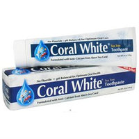 Coral Incorporated Coral LLC Coral White Toothpaste Tea Tree - 6 oz
