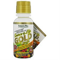 Nature's Plus Source of Life Gold Liquid 8 oz (236 ml)