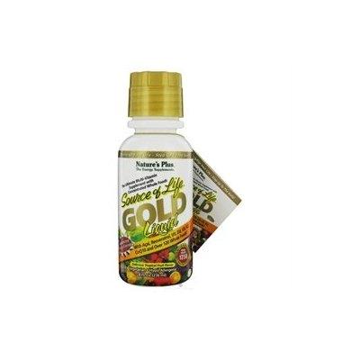 Nature's Plus Source of Life Gold Liquid 8 oz (236 ml)