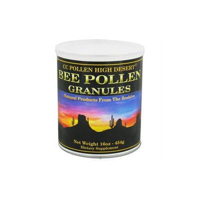 CC Pollen - High Desert Bee Pollen Granules Can - 1 lb.