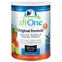 ALL ONE Original Formula Multiple Vitamin & Mineral Powder