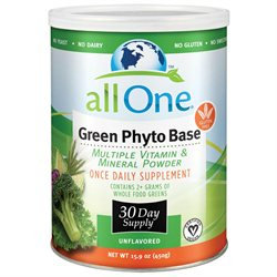 All One Green Phyto Base Multi Vitamin Mineral