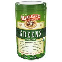 Barlean's Organic Oils Greens, 8.46 oz