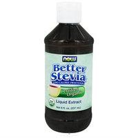 NOW Foods BetterStevia Organic Liquid Stevia Extract - 8 fl oz