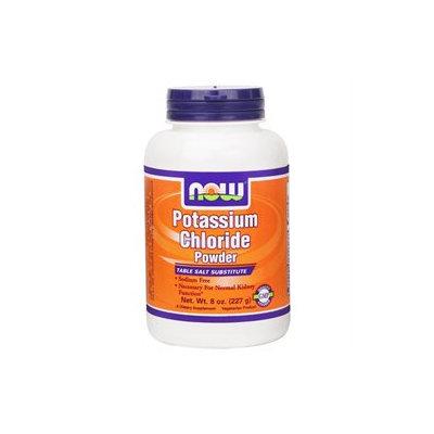 NOW Foods - Potassium Chloride Powder - 8 oz.