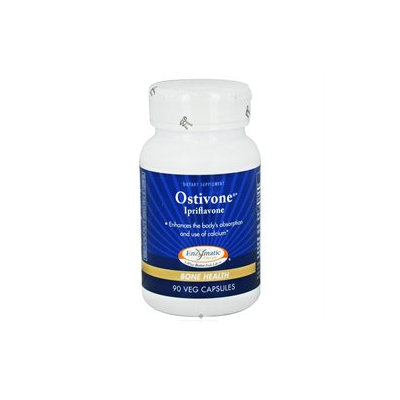 Enzymatic Therapy Ostivone - 90 Vegetarian Capsules