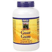 NOW Foods - Guar Gum Powder - 8 oz.