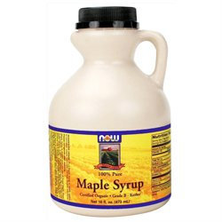 NOW Foods Organic Maple Syrup