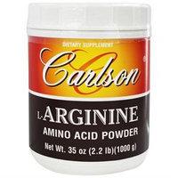 Carlson Laboratories L-Arginine 2900 MG - 1000 Grams Powder - Arginine