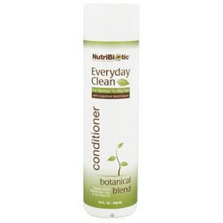 NutriBiotic Everyday Clean Conditioner Botanical Blend Normal to Oily - 10 fl oz