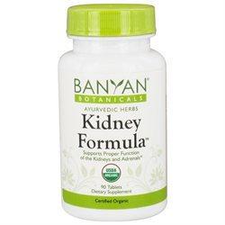 Banyan Botanicals - Organic Kidney Formula 500 mg. - 90 Tablets