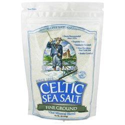 Selina Naturally Celtic Sea Salt Fine Ground - 1 lb