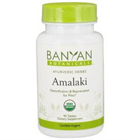 Banyan Botanicals - Organic Amalaki 500 mg. - 90 Tablets