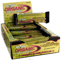 Organic Food Bar - Raw Chocolate Coconut - 1.76 oz.