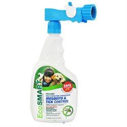 EcoSmart Technologies EST33127 EcoSMART 32oz Mosquito & Tick Repellent RTS