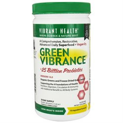 Vibrant Health Green Vibrance Advanced Daily Superfood