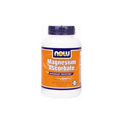 NOW Foods - Magnesium Ascorbate Powder - 8 oz.