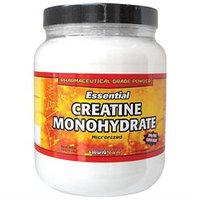 Iron Tek - Essential Creatine Monohydrate Powder 5 g. - 2.65 lbs.