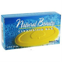 Nature's Plus Natural Beauty Cleansing Bar - 3 oz