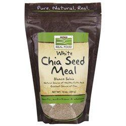 NOW Foods - Blanco Salvia White Chia Seed Meal - 10 oz.