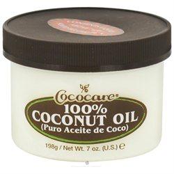 Cococare 100% Coconut Oil - 7 fl oz
