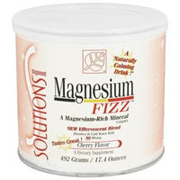 Baywood International Magnesium Fizz Cherry - 17.4 oz