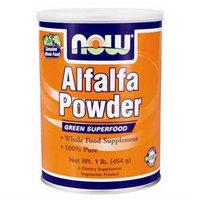 NOW Foods - Alfalfa Powder - 1 lb.
