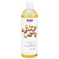 NOW Foods Solutions Castor Oil - 16 fl oz
