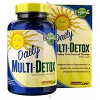 Renew Life Daily Multi-Detox - 120 Vegetarian Capsules
