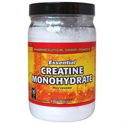 Iron Tek - Essential Creatine Monohydrate Powder - 1.1 lbs.