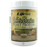 Life Time LifeTime Life's Basics Plant Protein - Vanilla